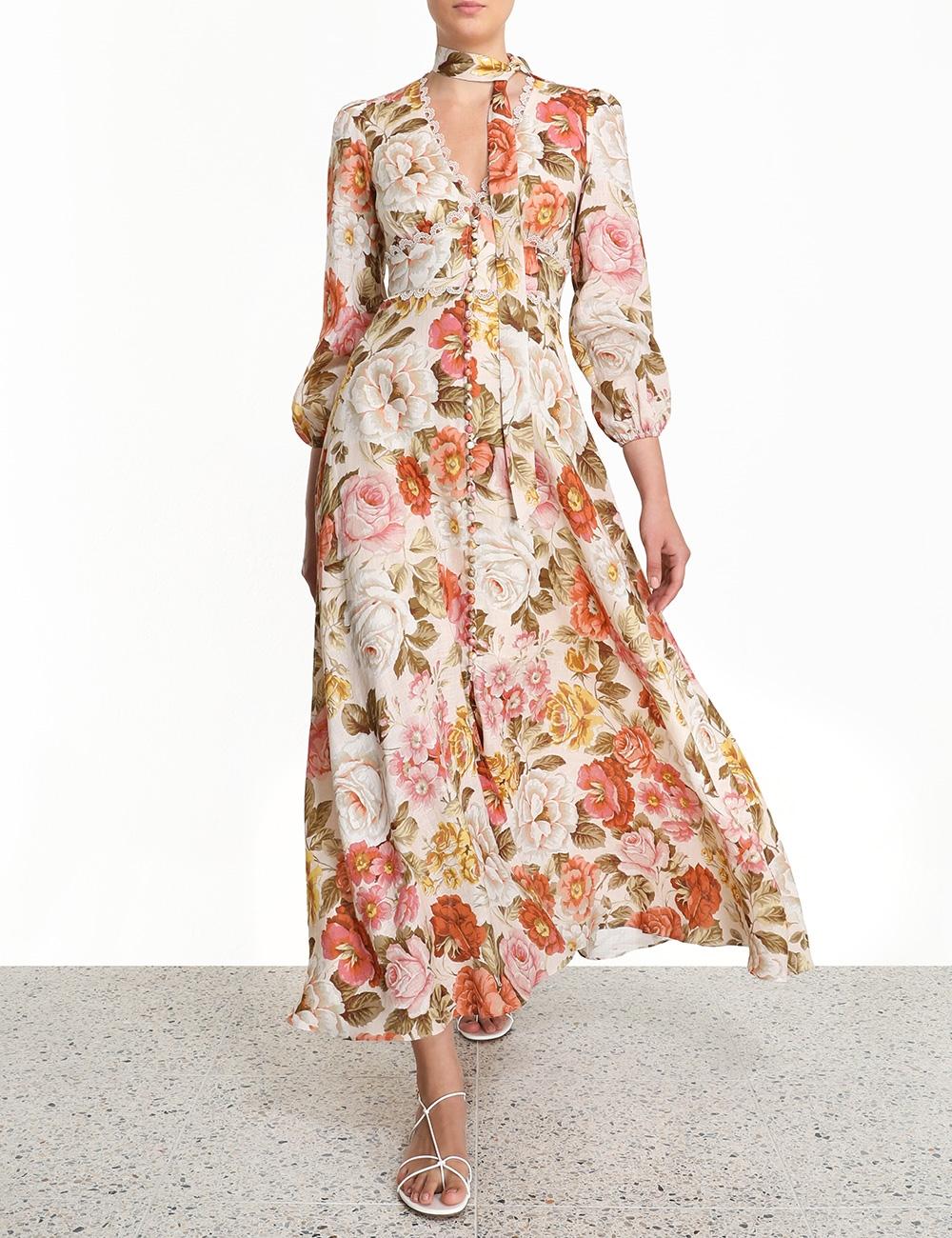 Bonita Long Sleeve Dress