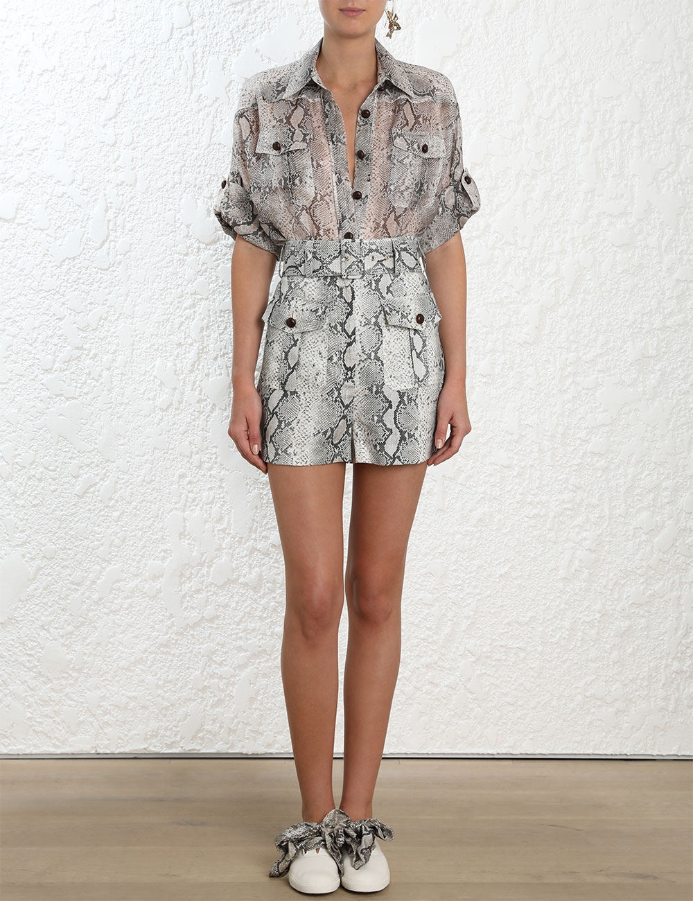 Corsage Safari Short