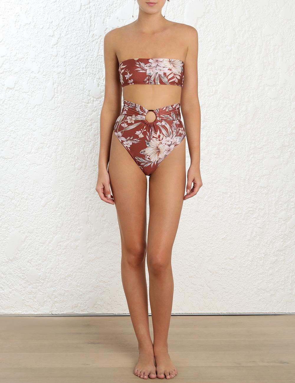 Wayfarer Ring High Pant Bikini