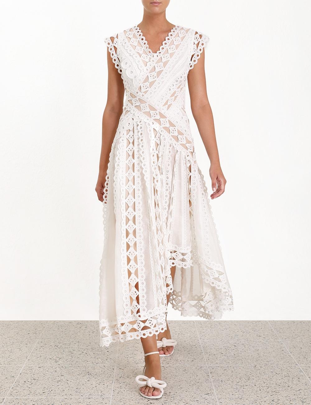 Moncur Studded Dress