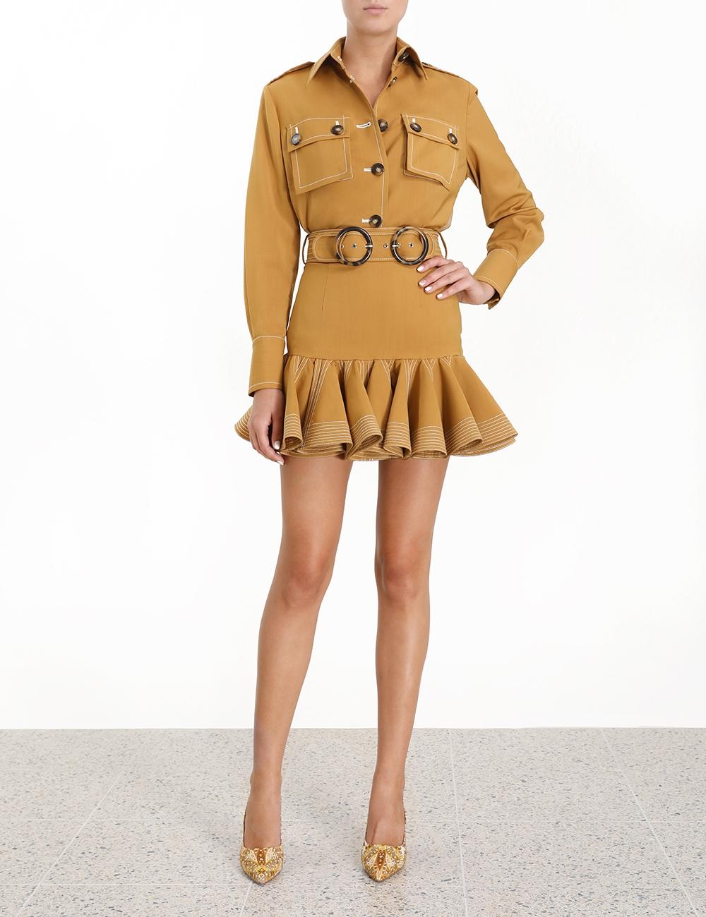 Zippy Flip Skirt