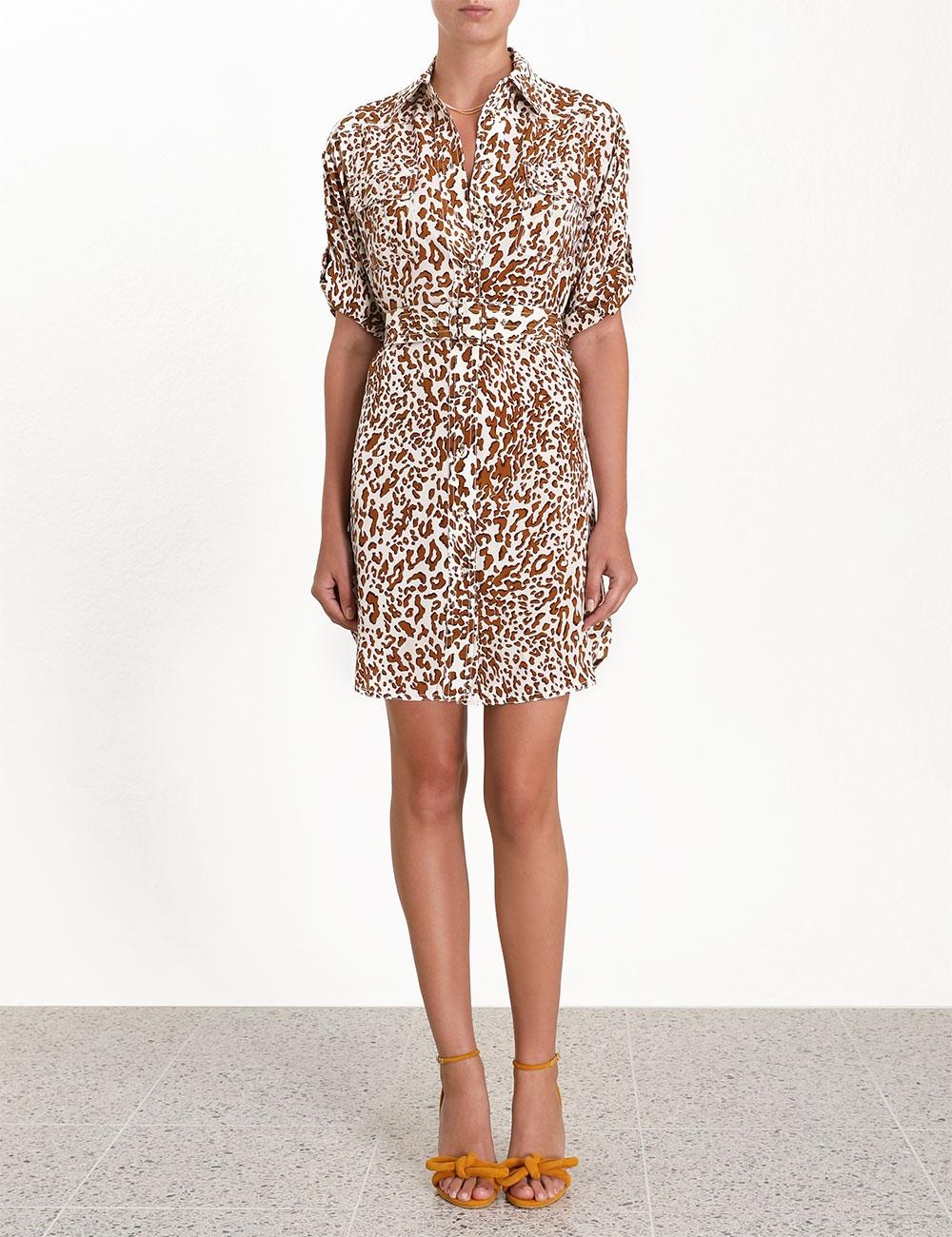Utility Short Dress