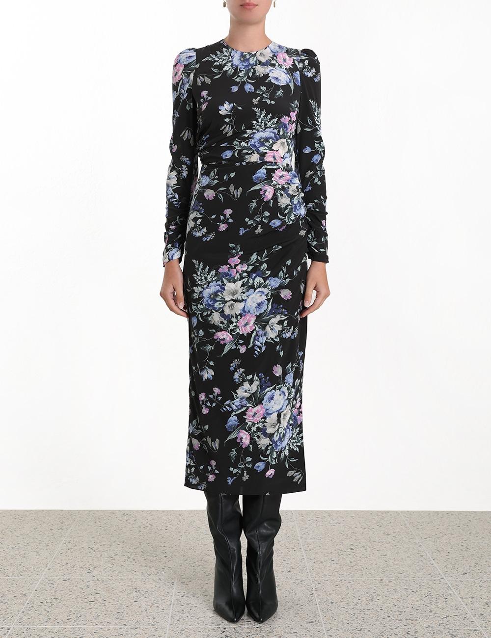 Moncur Drape Dress