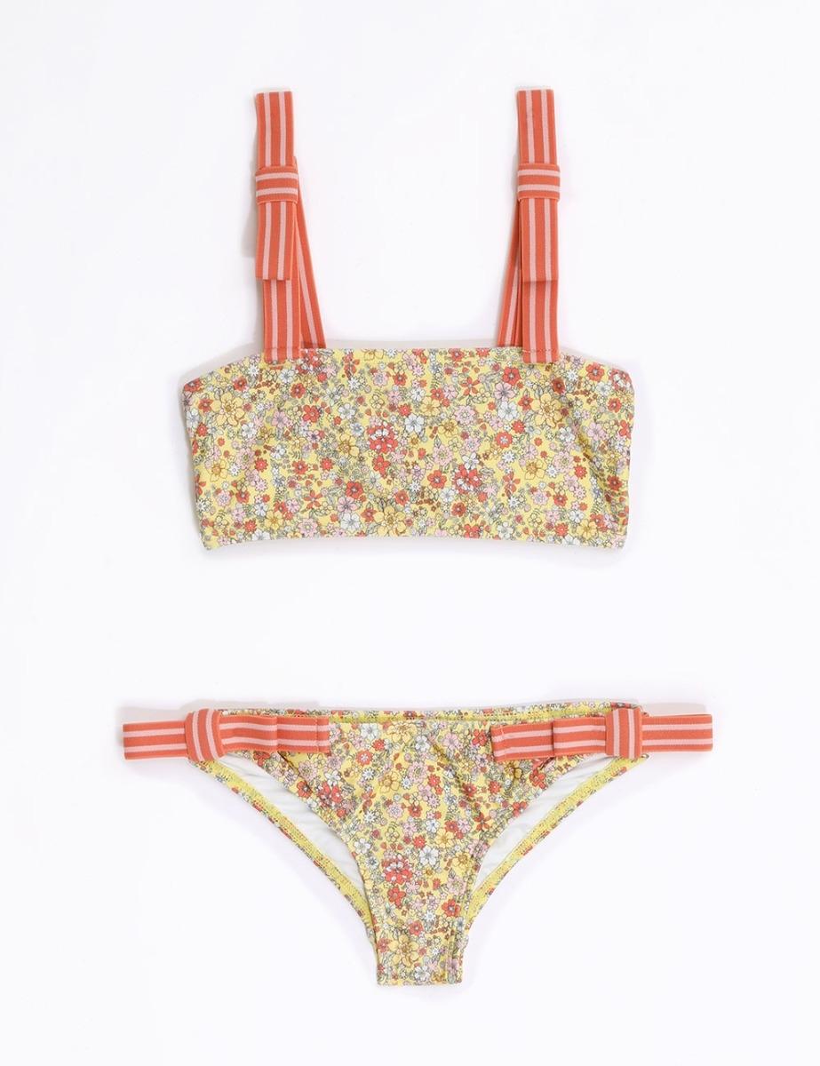 Carnaby Tie Bandeau Bikini