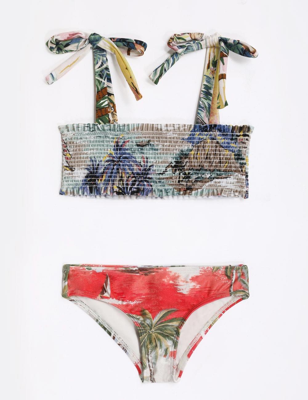 Juliette Bandeau Bikini