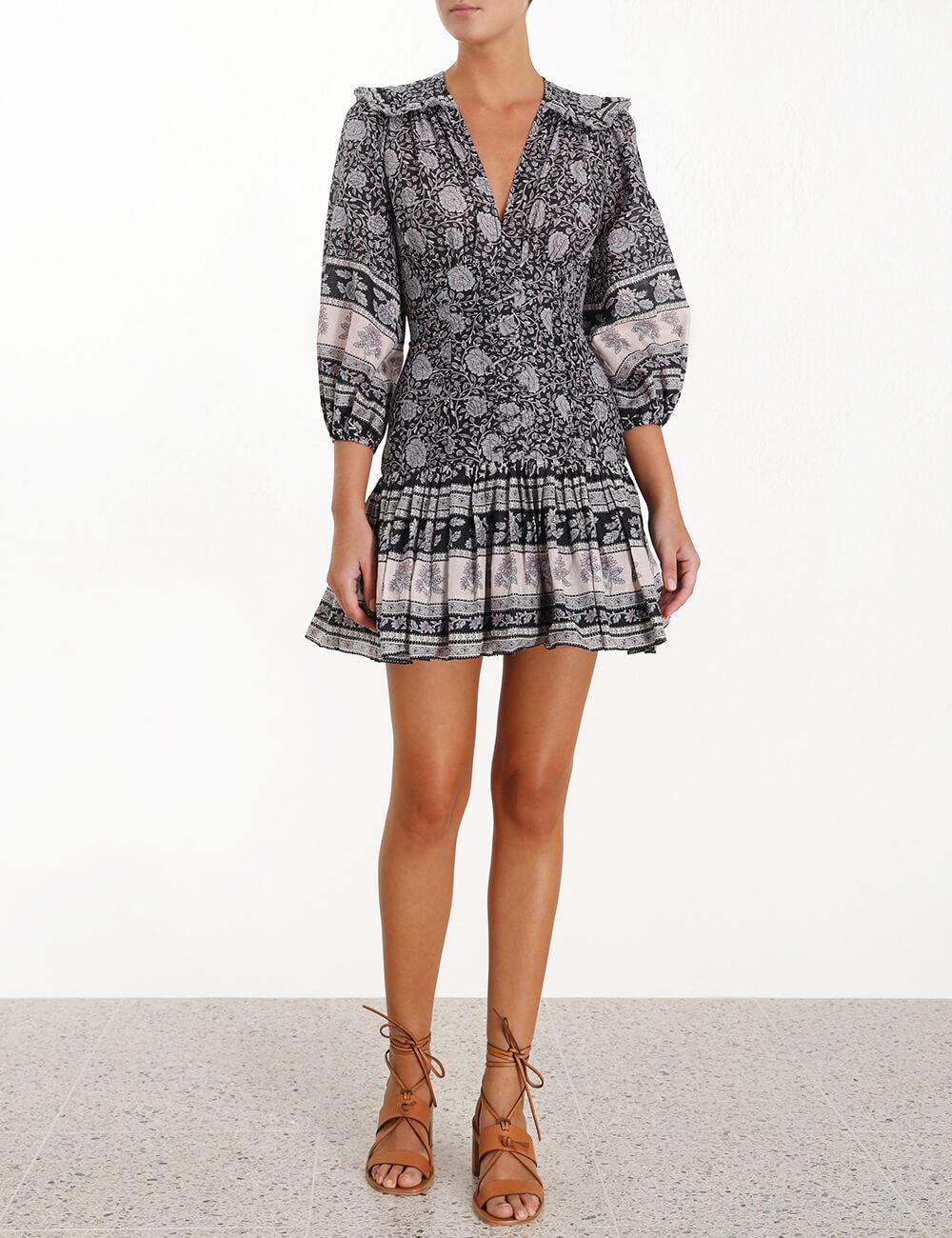 Amari Corset Short Dress