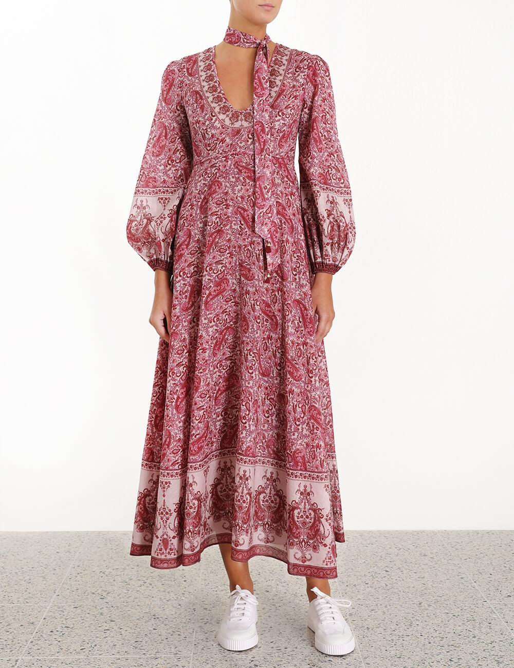 Amari Plunge Dress