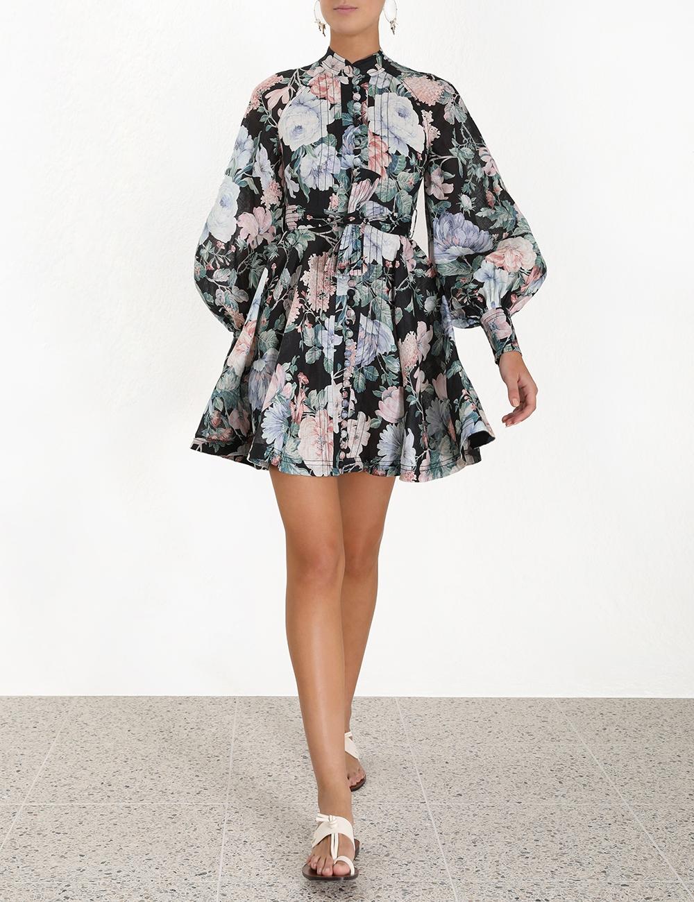 Verity Rouleau Short Dress
