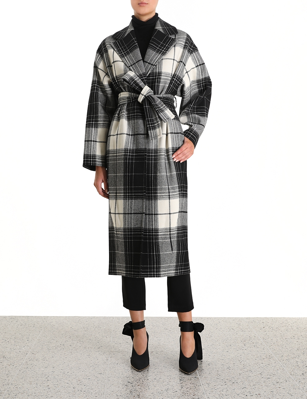 Espionage Barrel Coat