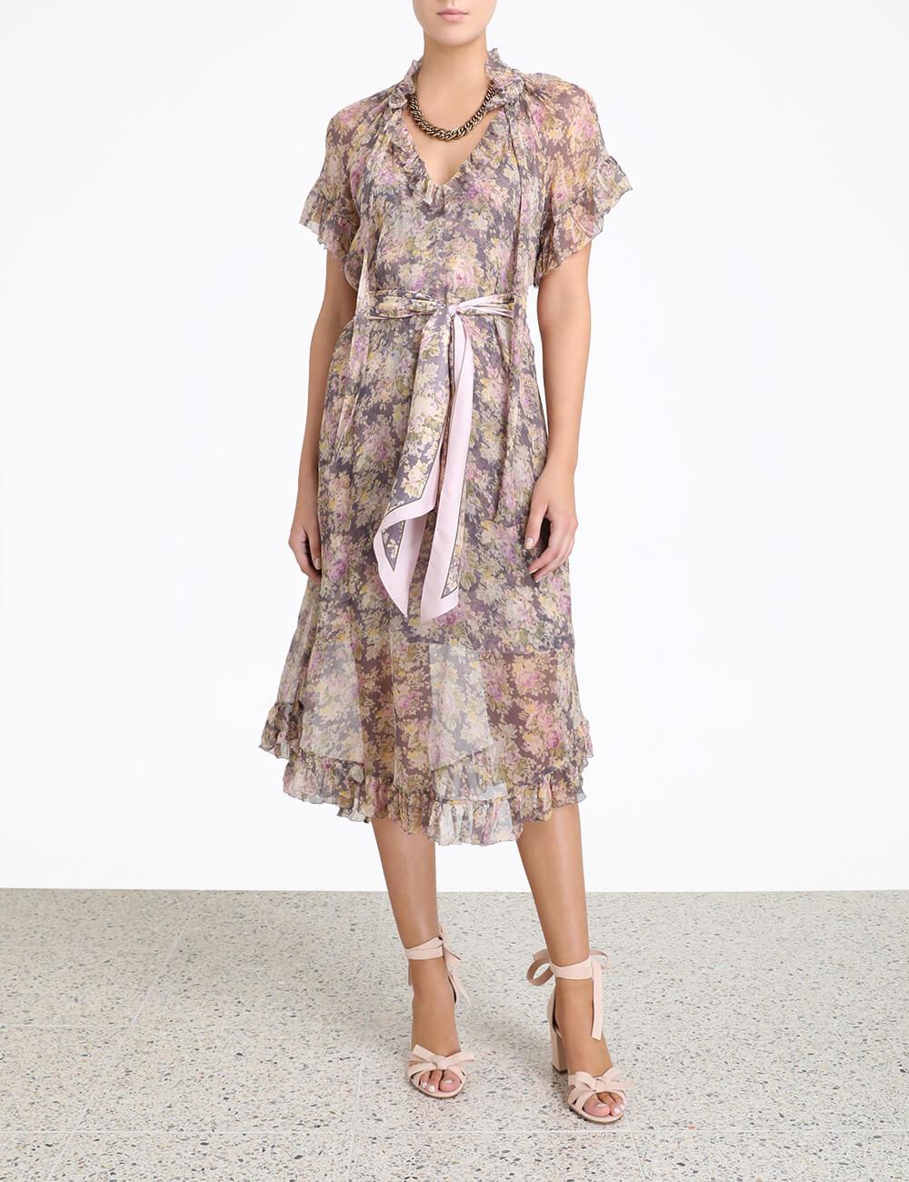 Sabotage Frilled Dress