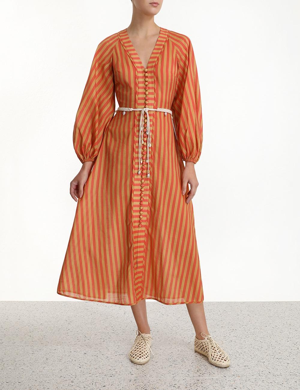 Edie Long Sleeve Dress