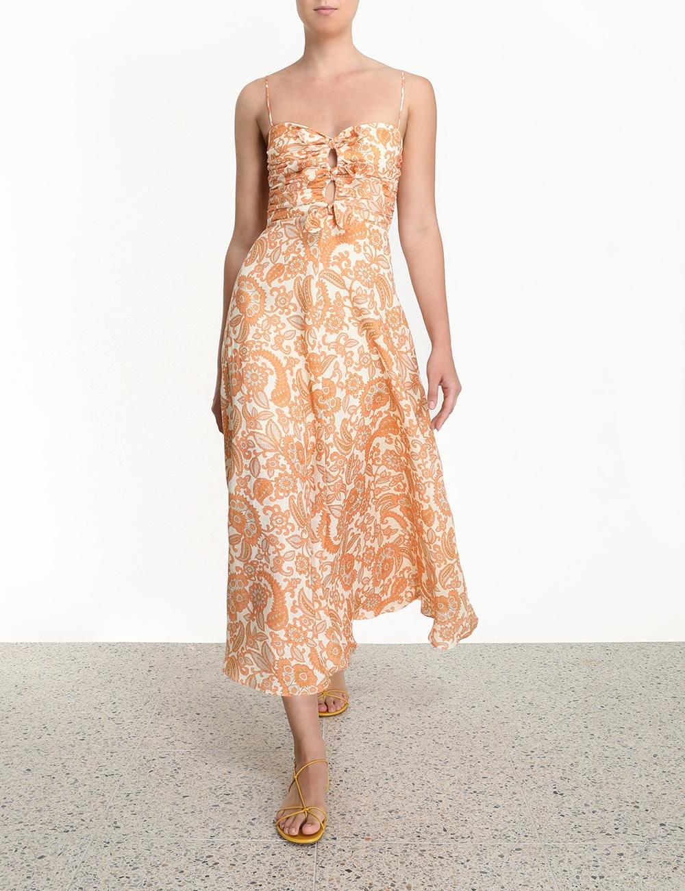 Peggy Tie Dress