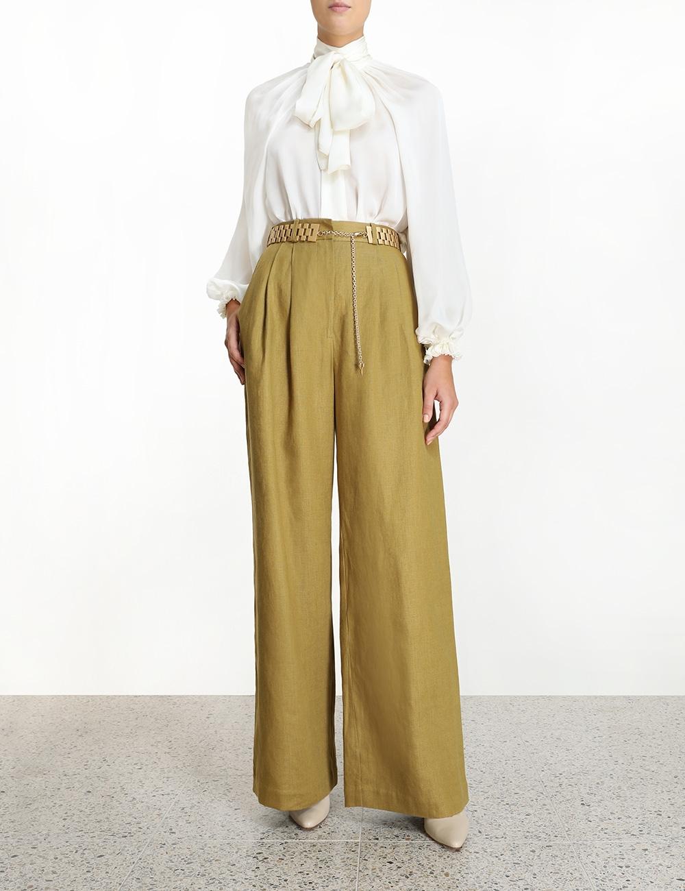 Wavelength Wide Leg Trouser