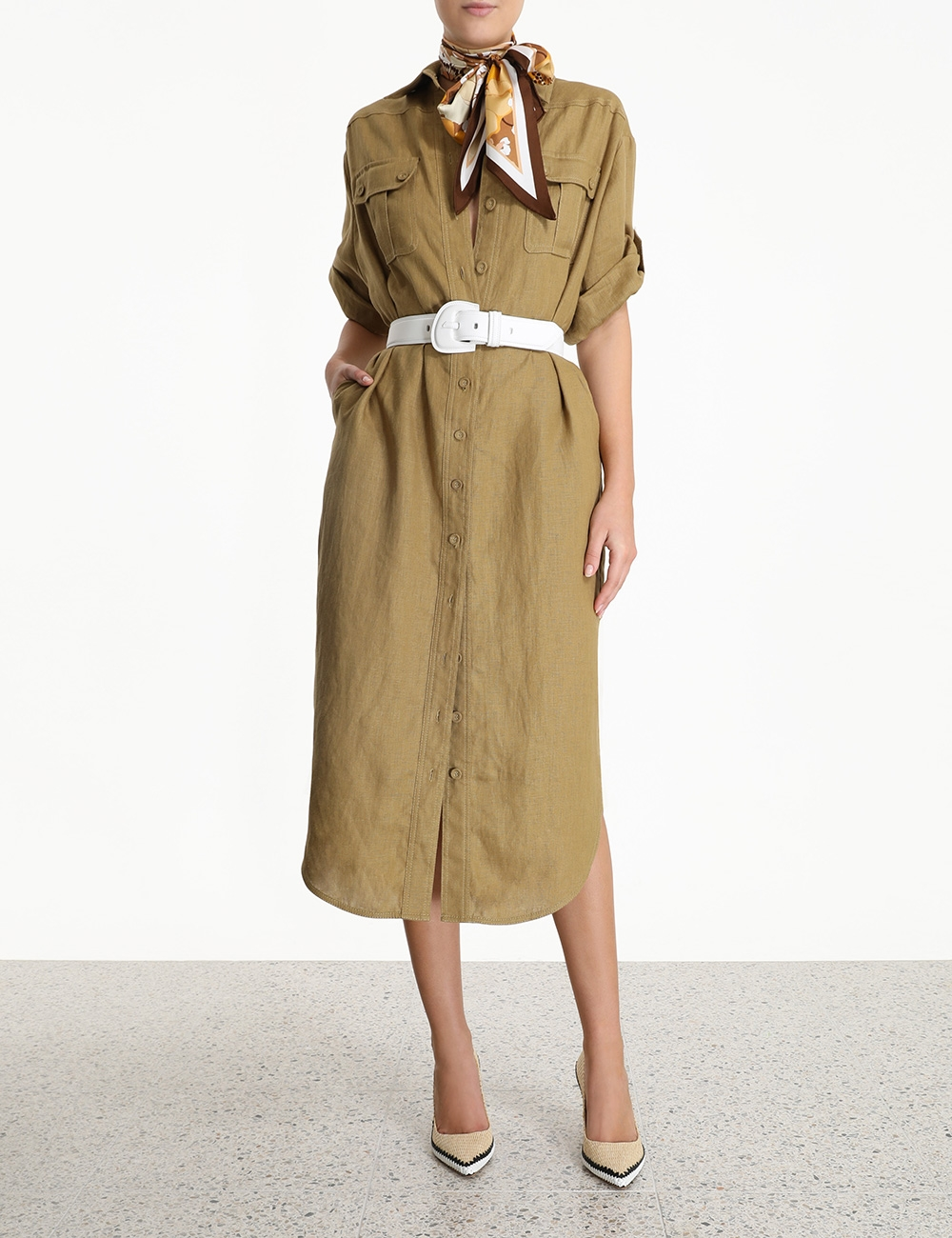 Super Eight Safari Midi