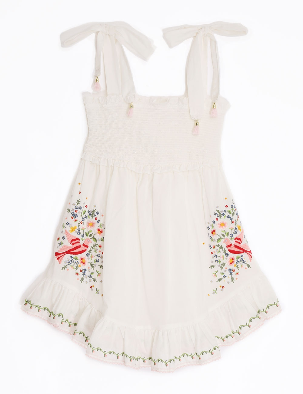 Carnaby Embroidered Dress