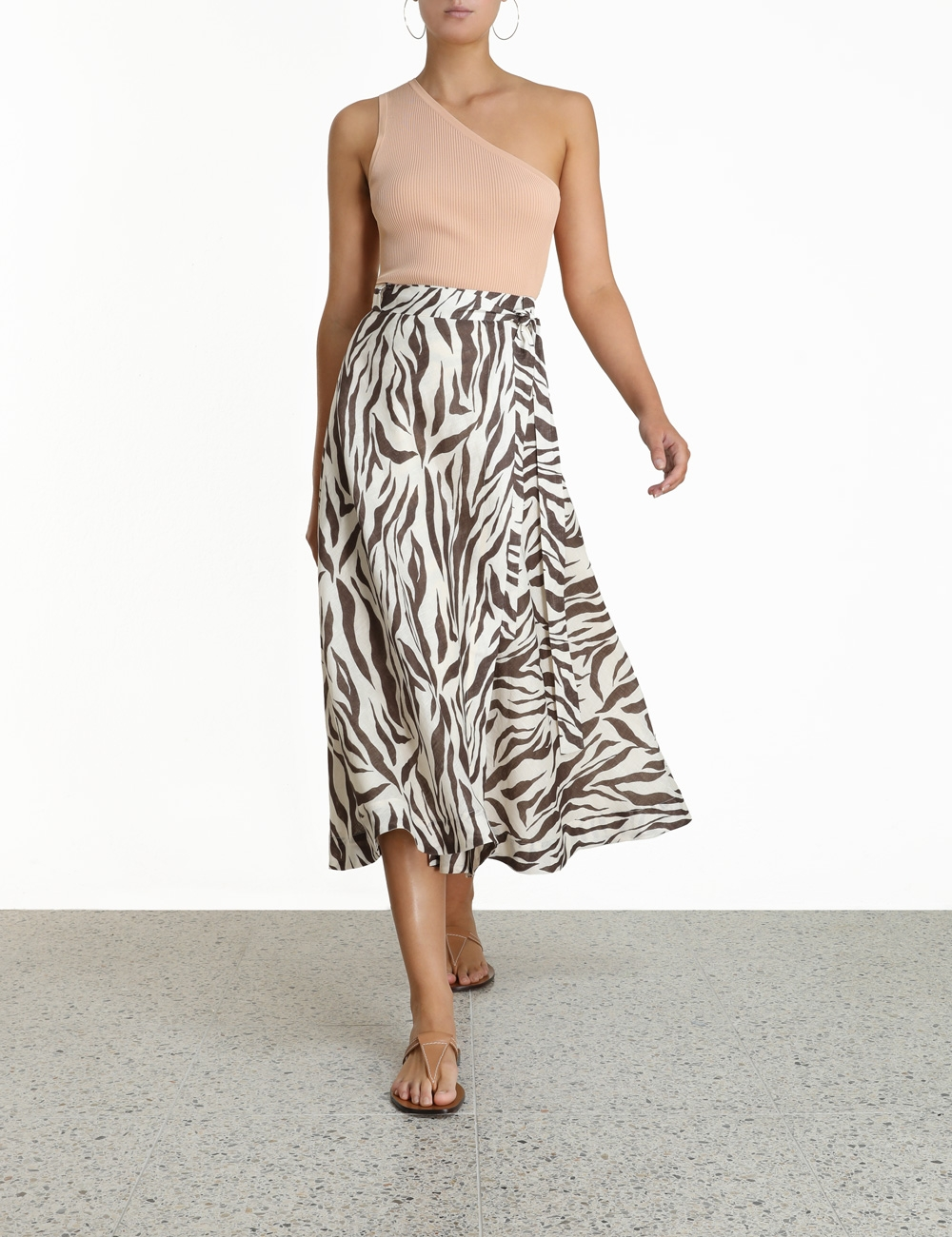 Fiesta Wrap Skirt