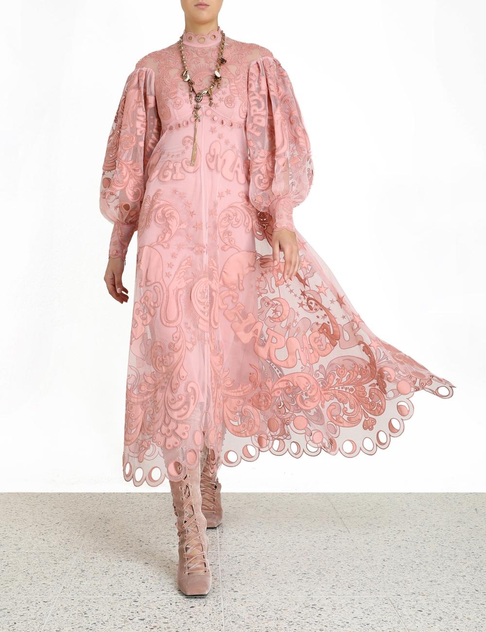 Ladybeetle Fortune Tulle Dress