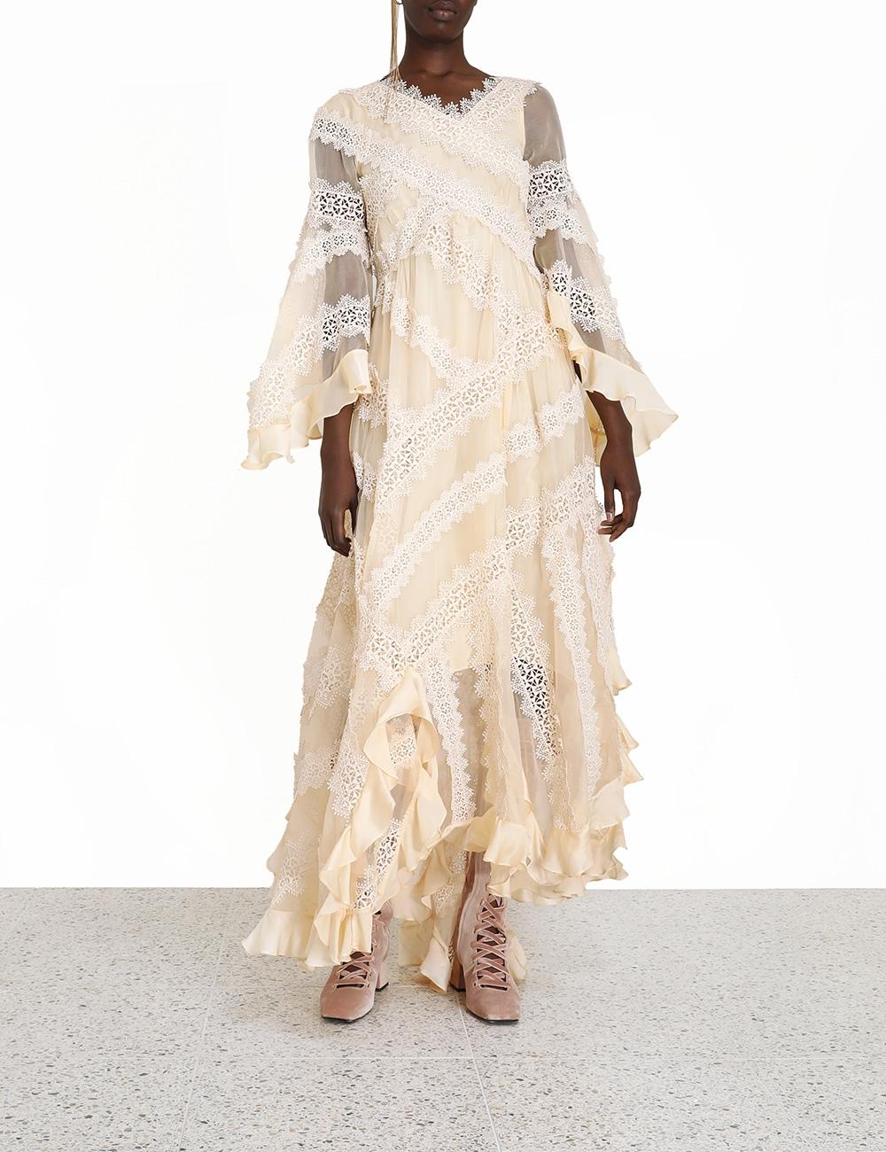 Charm Star Dress