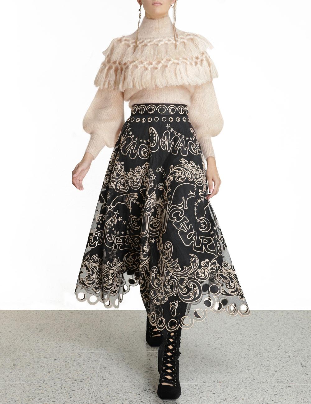 Ladybeetle Fortune Tulle Skirt