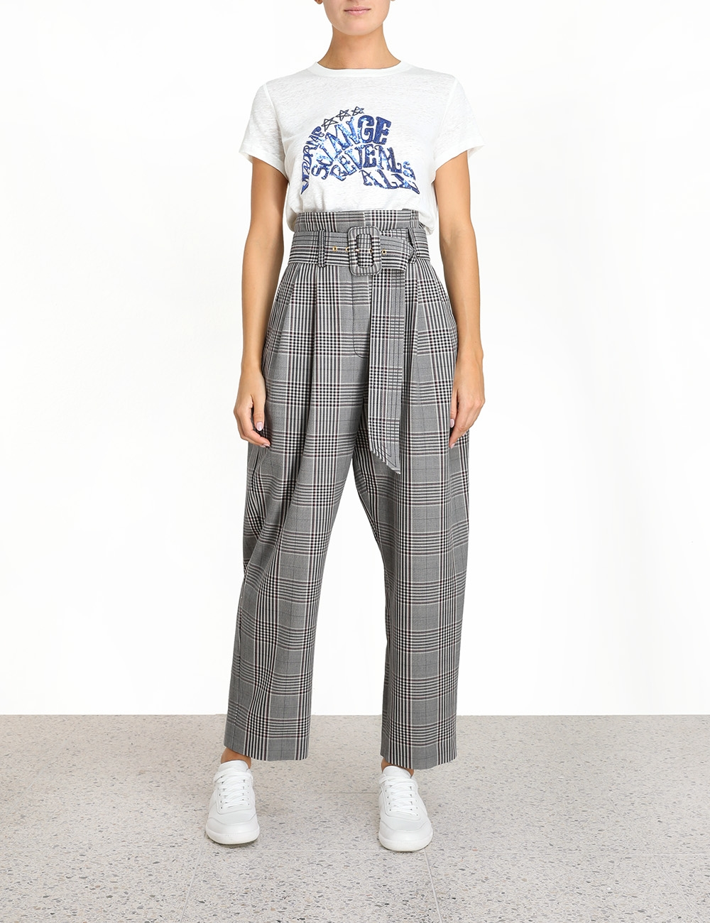 Charm Belted Pant