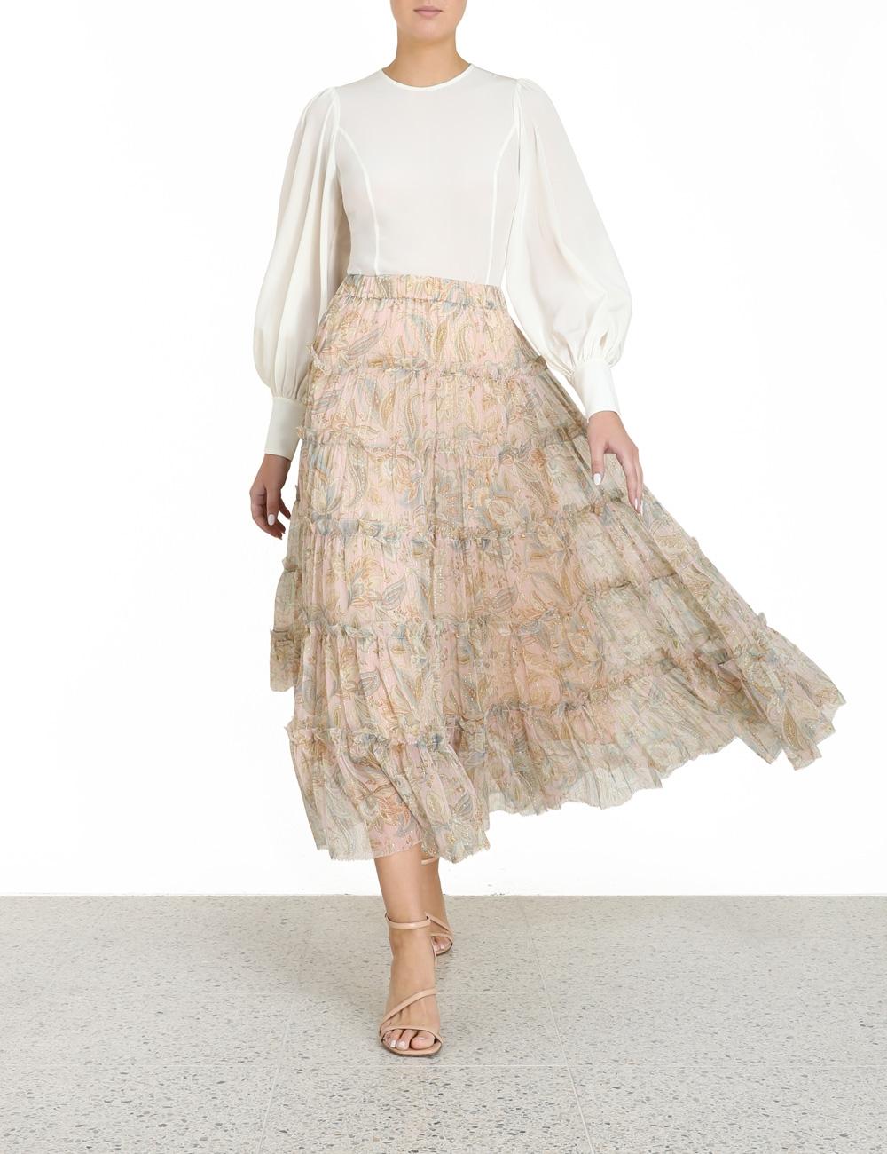 Lucky Lurex Skirt