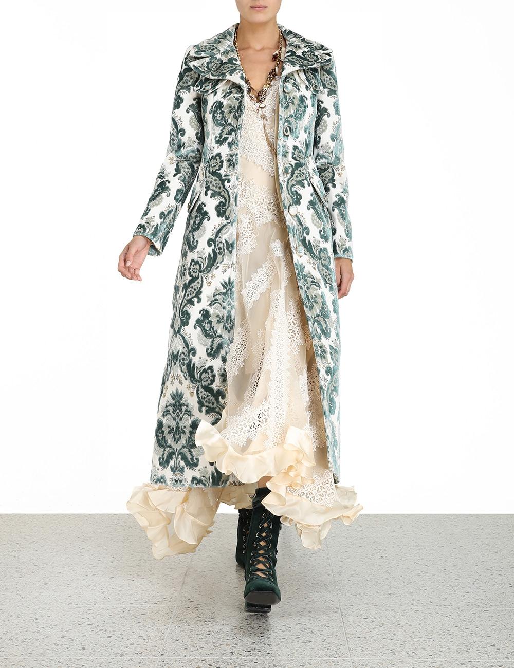 Ladybeetle Baroque Coat