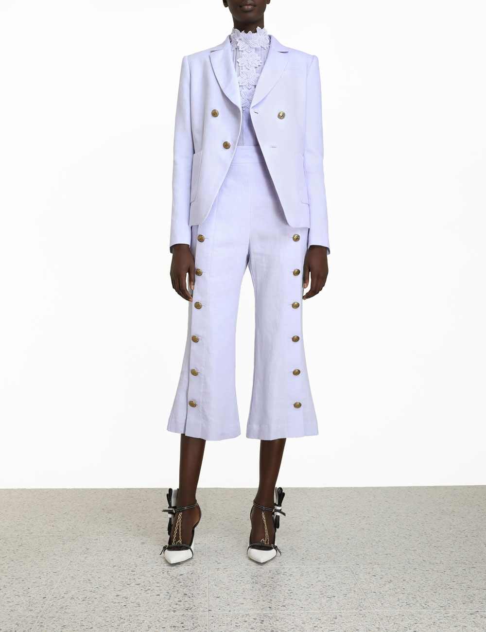 The Lovestruck Tuxedo Jacket