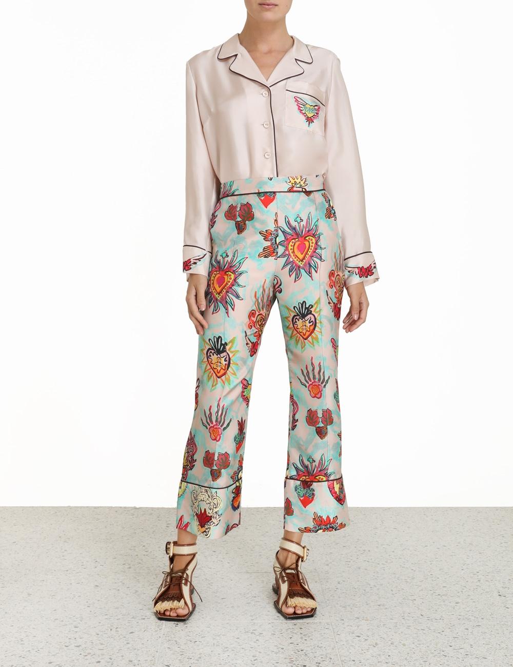 The Lovestruck Pyjama Shirt