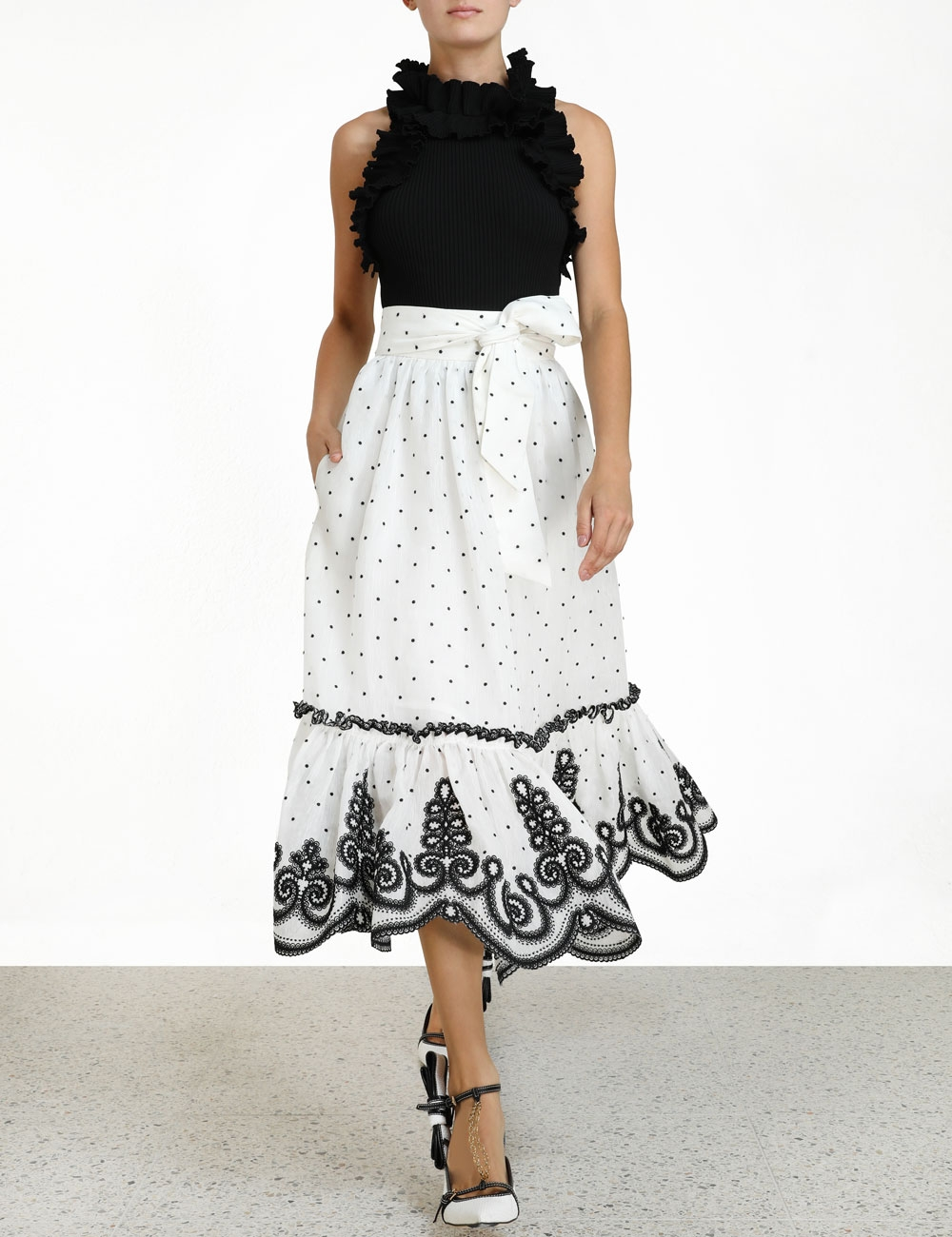 The Lovestruck Rope Skirt
