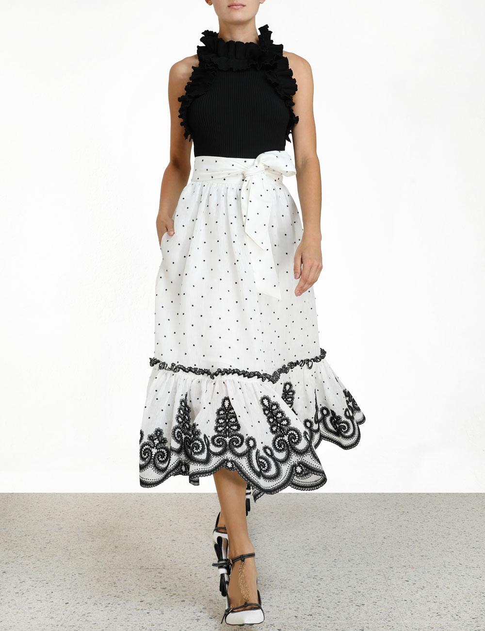 The Lovestruck Rope Skirt