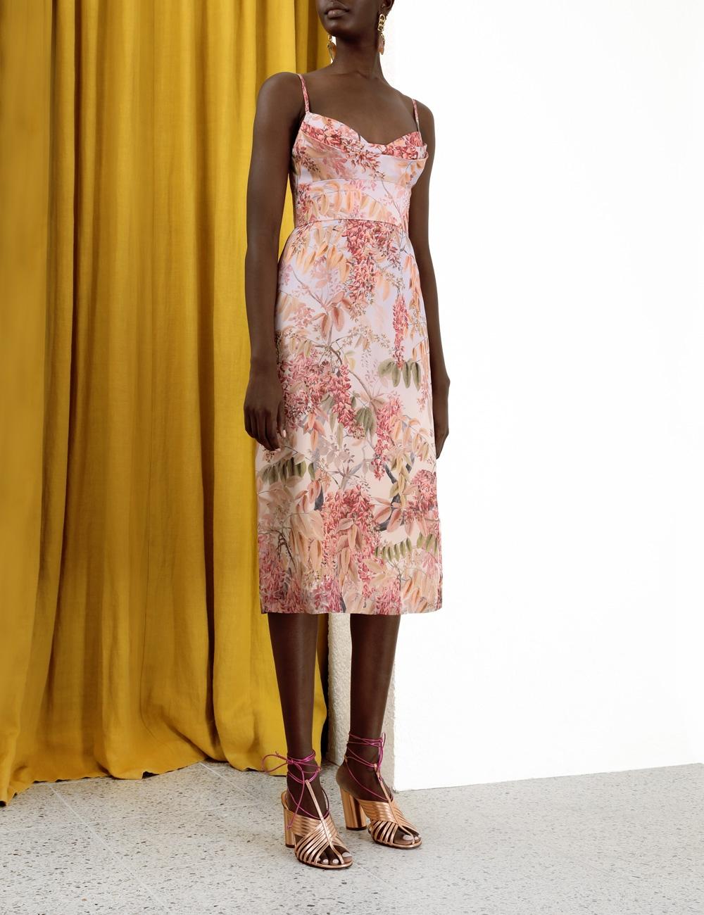 Botanica Cocktail Dress