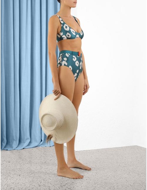 Shelly Scoop Bikini Top