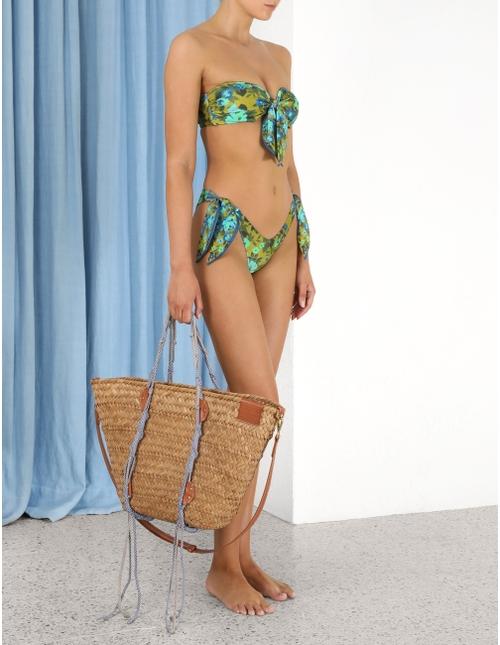 Estelle Scarf Tie Bikini