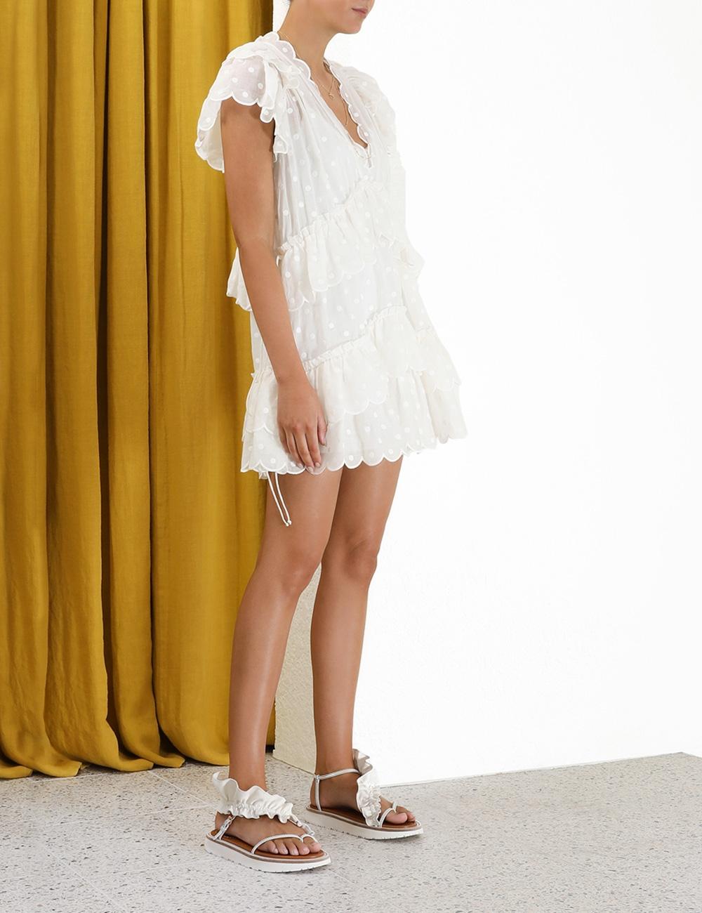 Mae Dot Mini Dress