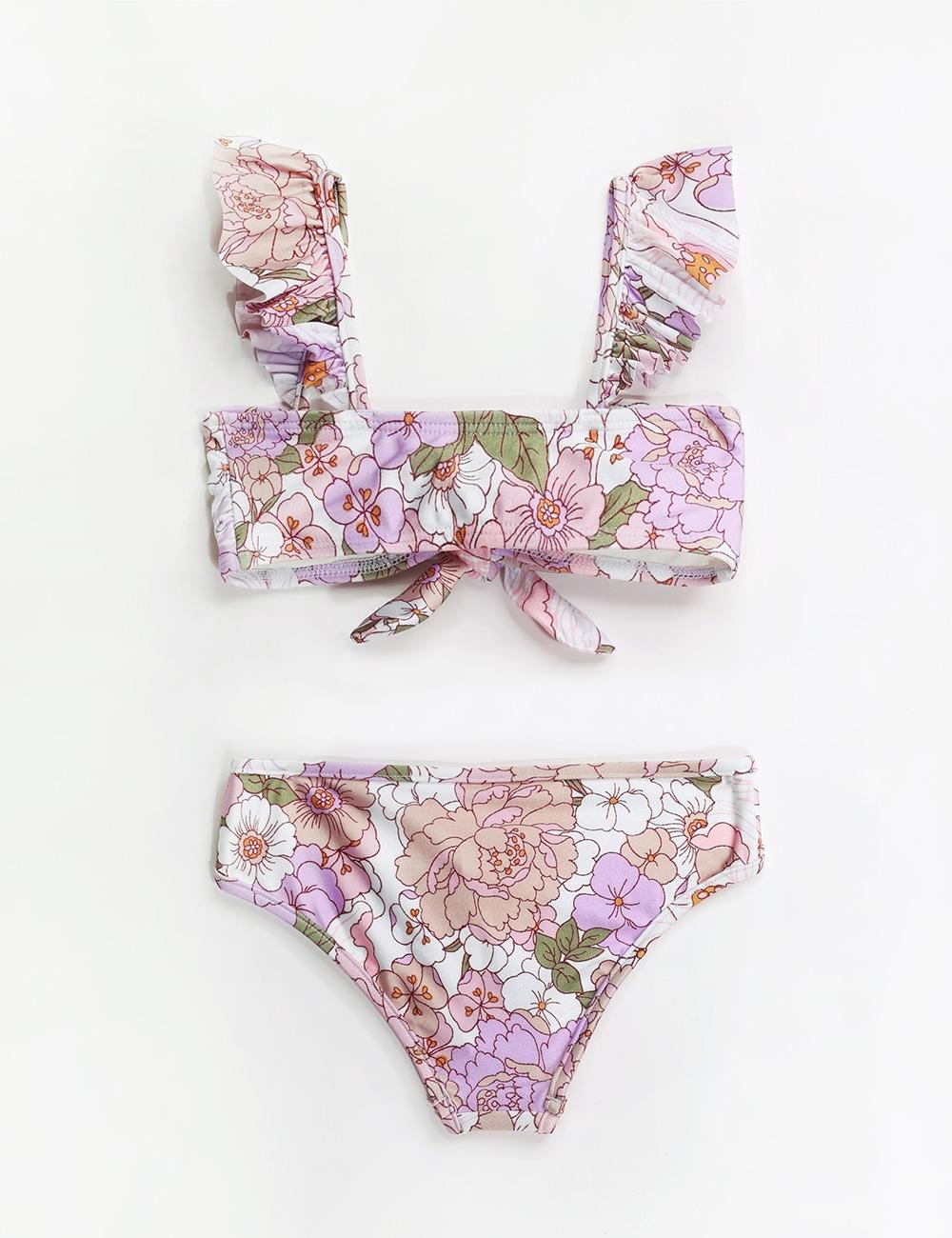 Bells Frill Tie Bikini