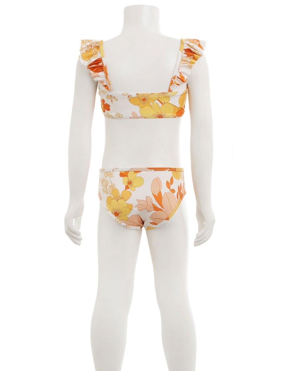 Primrose Frill Bandeau Bikini