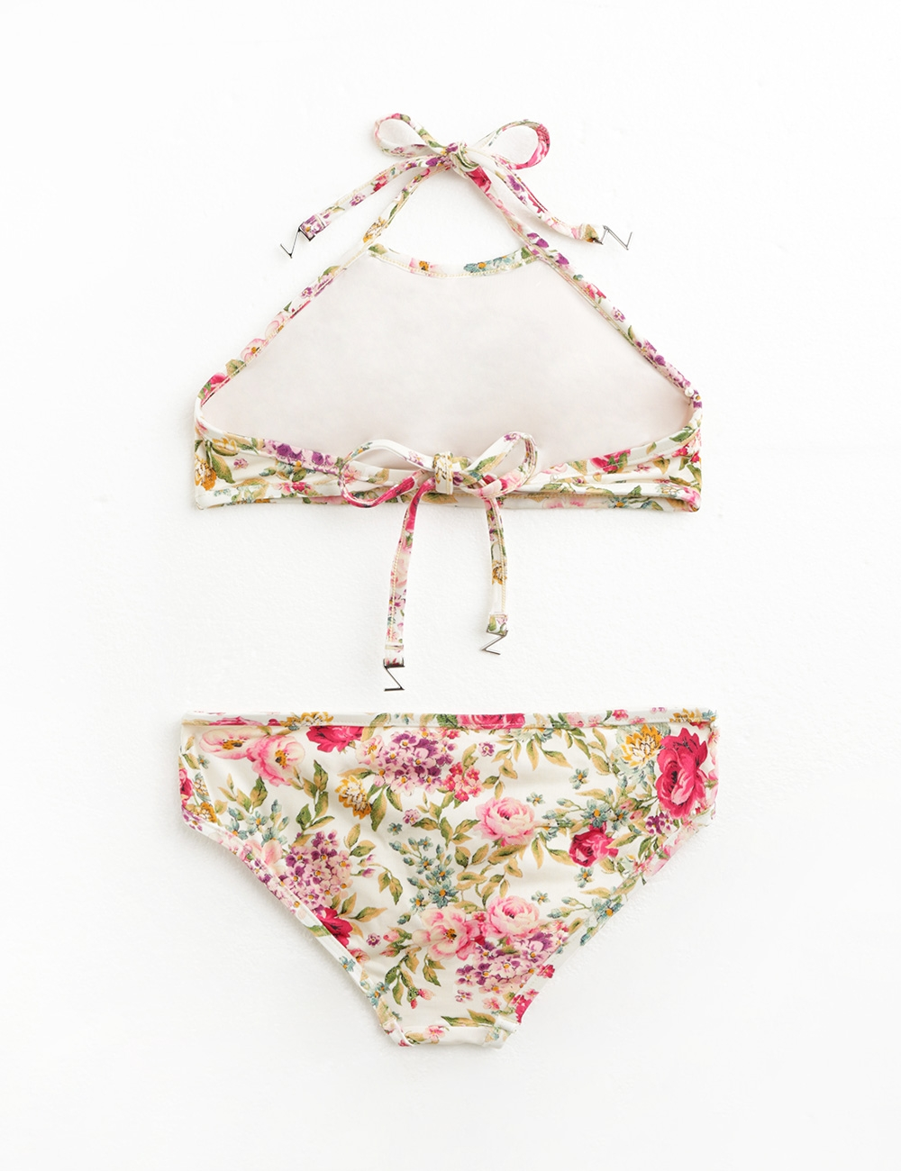 Honour Ruffle Halter Bikini