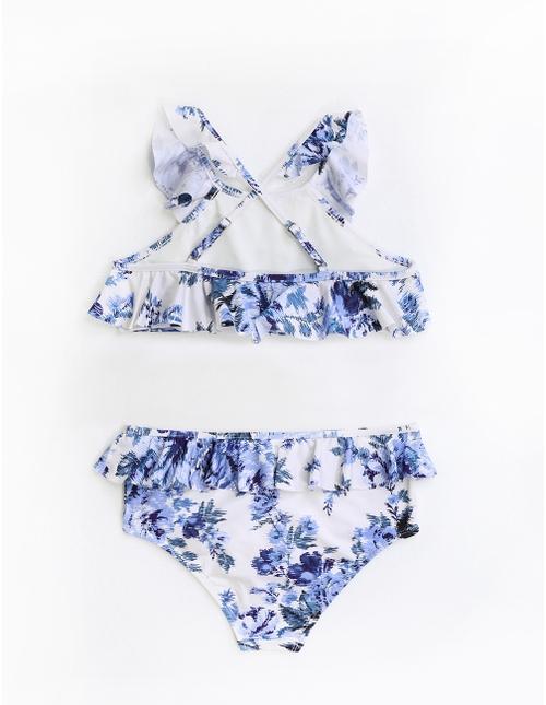 Aliane Butterfly Frill Bikini