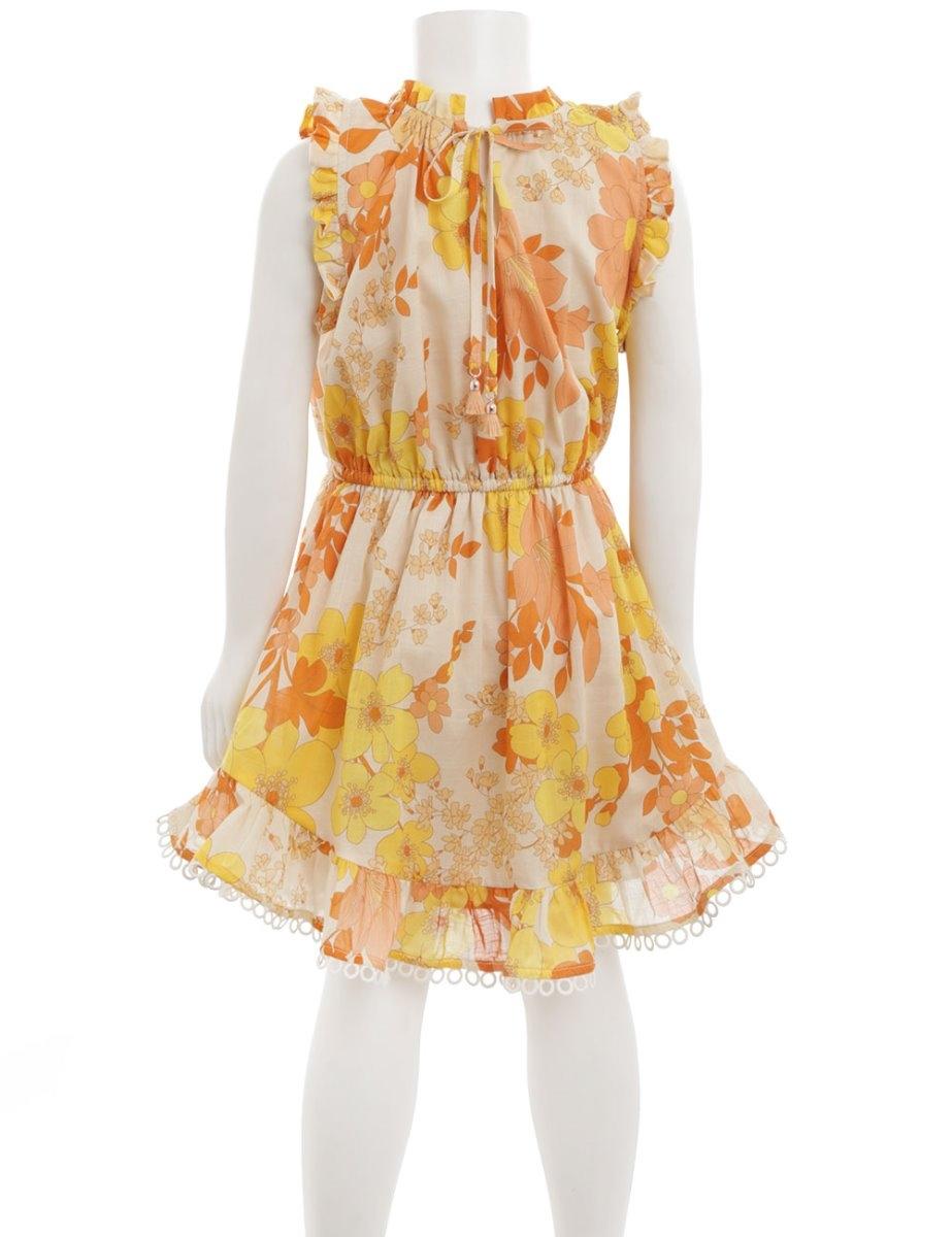 Primrose Flip Dress
