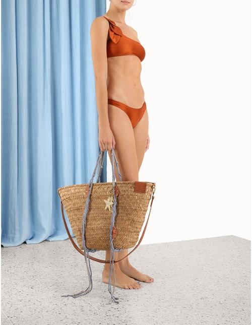 Estelle Buckle Shoulder Bikini