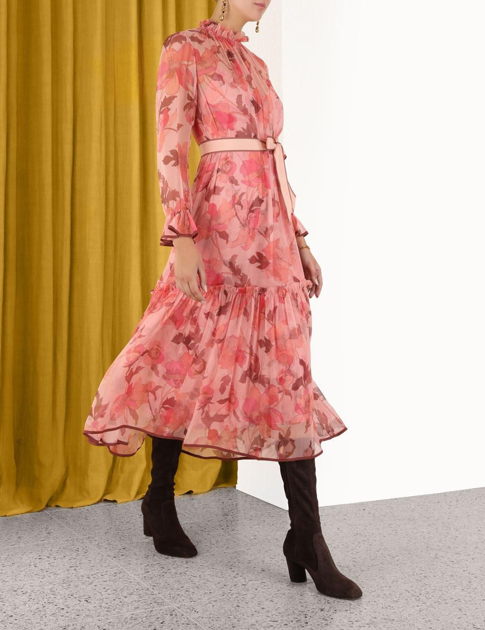Concert Tubular Midi Dress