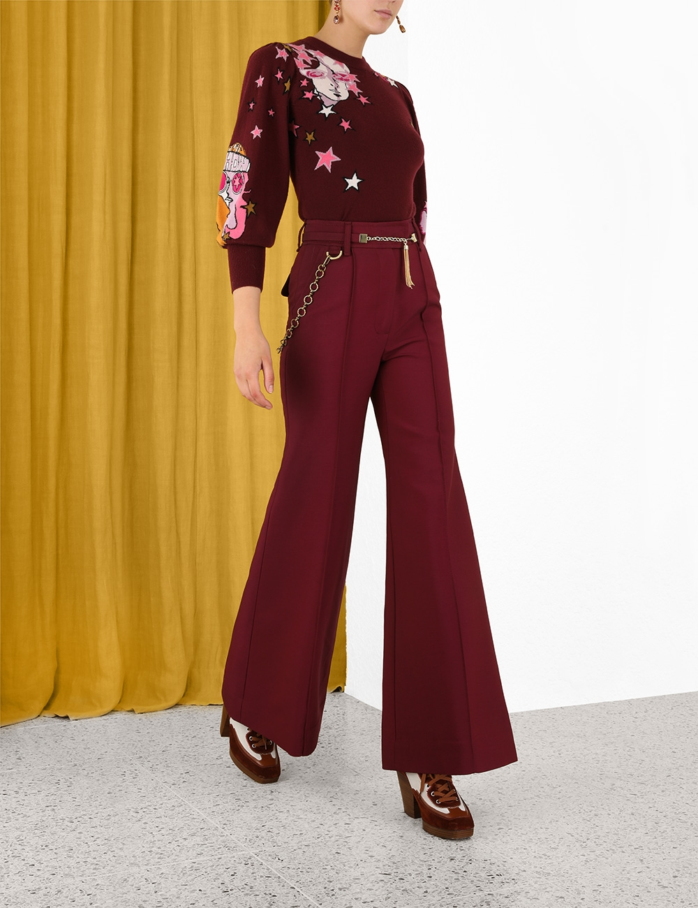 Concert Structured Pant