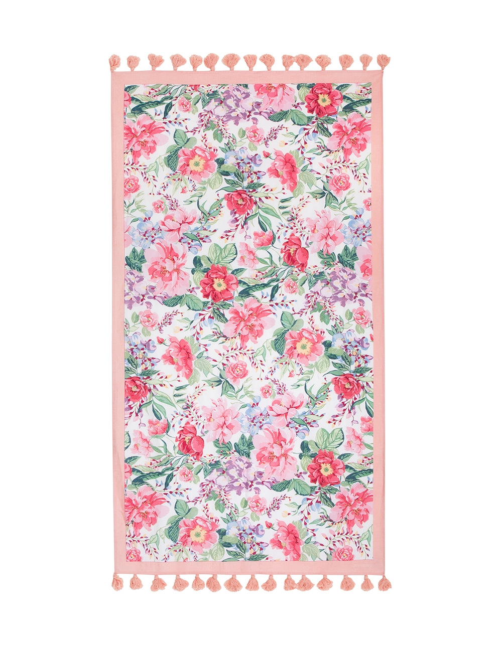 Printed Woven Towel