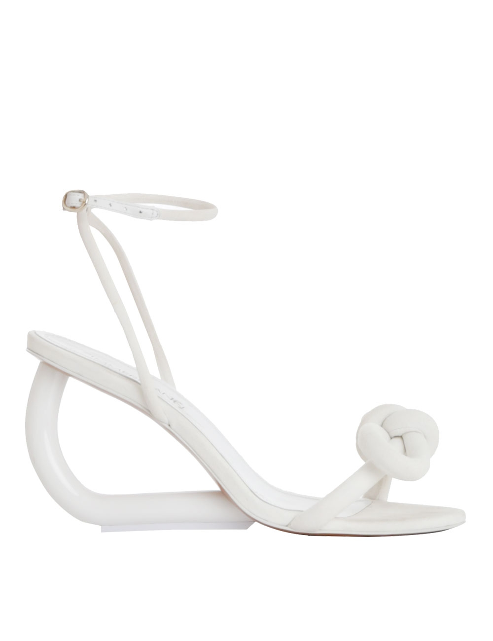 Sculptural Bow Wedge