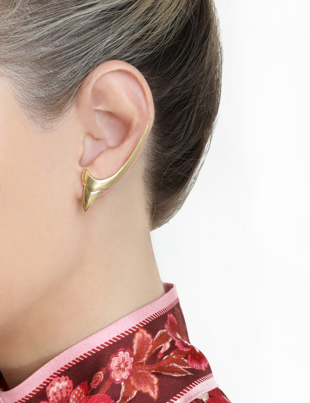 Wavelength Surf Ear Cuff