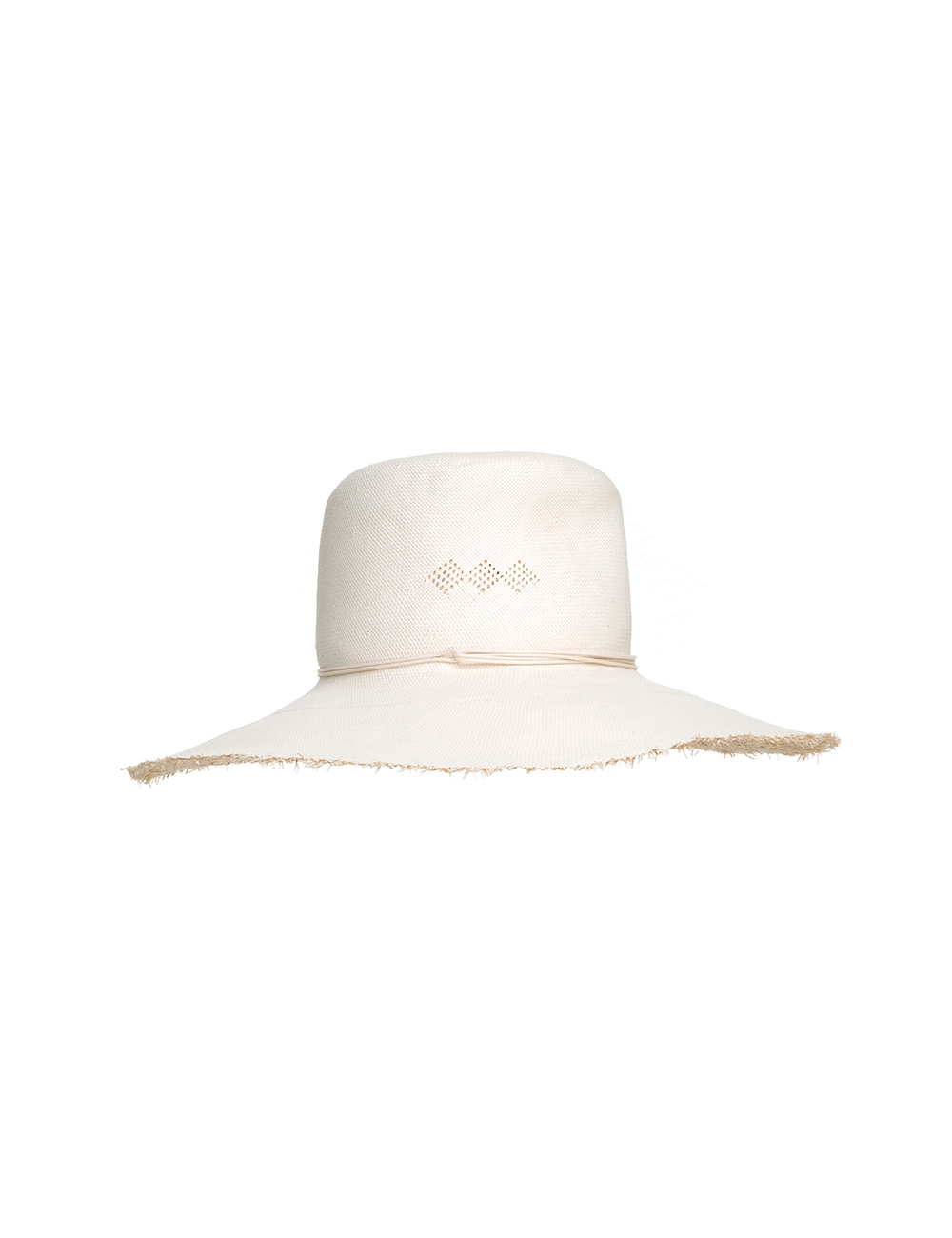Diamond Vent Fedora Hat