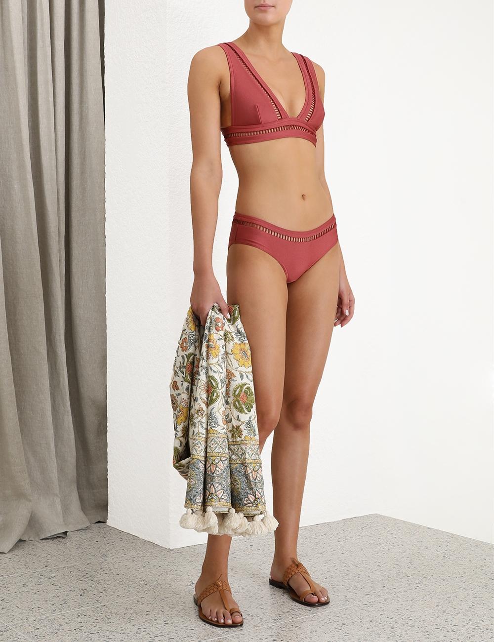 Bonita Ladder Tri Bikini