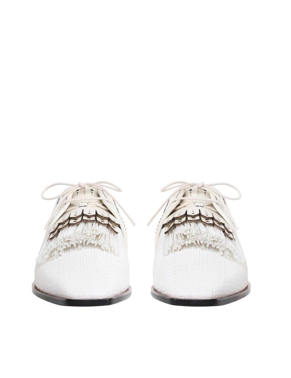 Lace Up Golf Shoe