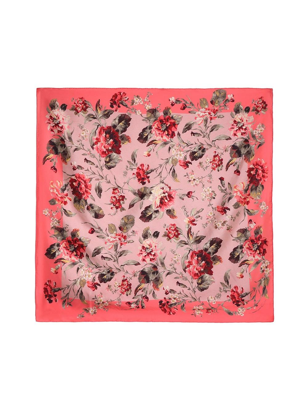 Silk Square Scarf
