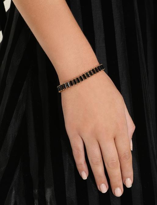 Baguette Tennis Bracelet